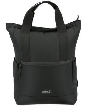 Originals Tote Pack Ii Backpack - Black