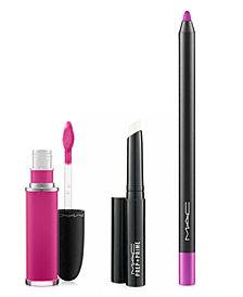 MAC 3-Pc. Pink Lip Kit, Created for Macy's by Romero Jennings, Online Only