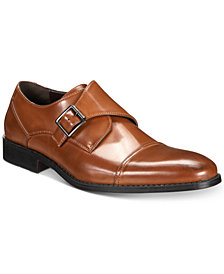 Unlisted by Kenneth Cole Men's Design 30134 Single Monk Strap Loafers