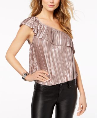 One Shoulder Tops