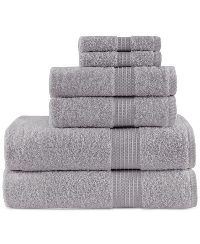 Madison Park - Cotton 6-Pc. Towel Set