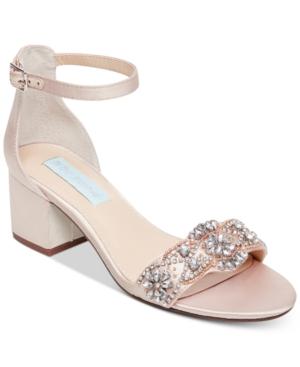 Women's Mel Block Heel Sandal Women's Shoes