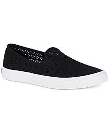 ce61af599c36 Sperry Women s Seaside Perforated Slip-On Sneakers