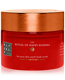 RITUALS The Ritual Of Happy Buddha Let Your Skin Smile Body Scrub, 13.2-oz.