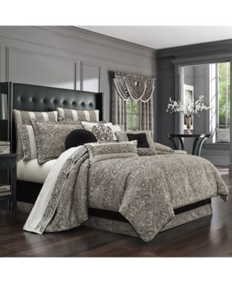Chancellor 4-Pc. Queen Comforter Set