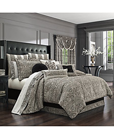 J Queen New York Chancellor 4-Pc. California King Comforter Set
