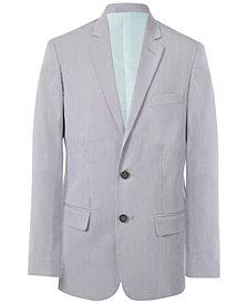 Calvin Klein Pincord Suit Jacket, Big Boys