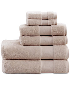 Madison Park Signature Turkish Cotton 6-Pc.  Bath Towel Set