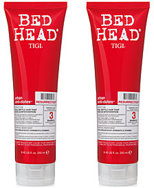 TIGI Bed Head Urban Antidotes Resurrection Shampoo Duo (Two Items), 8.45-oz., from PUREBEAUTY Salon & Spa