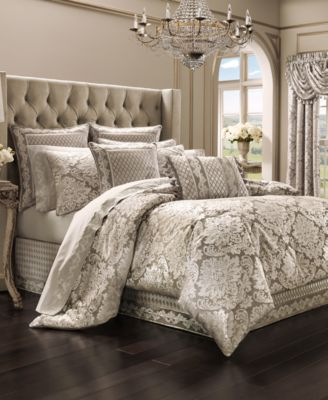 Bel Air Sand 4-Pc. Queen Comforter Set