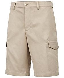 """Greg Norman for Tasso Elba Men's 10"""" Cargo Shorts, Created for Macy's"""