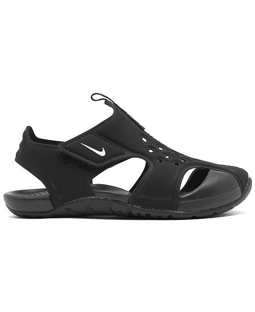 405d3f615 Nike Toddler Boys  Sunray Protect 2 Sandals from Finish Line ...