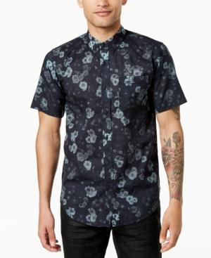 Ezekiel Men's Moonlight Floral Button-Up Shirt