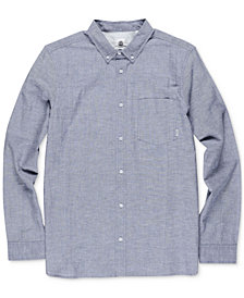 Element Men's Greene Nep Pocket Shirt
