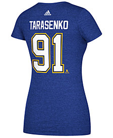 adidas Women's Vladimir Tarasenko St. Louis Blues Player T-Shirt