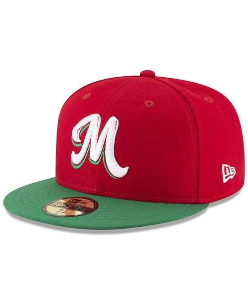 53d5627f Mexico Caribbean Series Vize 59Fifty Fitted Cap