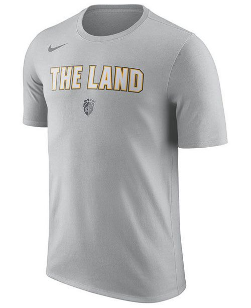 Nike Men s Cleveland Cavaliers City Team T-Shirt - Sports Fan Shop ... ff9114f3f