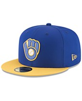 check out 12cd9 e9fd1 New Era Milwaukee Brewers Batting Practice Pro Lite 59Fifty Fitted Cap