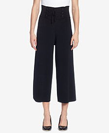 Catherine Catherine Malandrino Enzo Lace-Up Pants