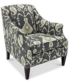 Brindi Fabric Club Chair