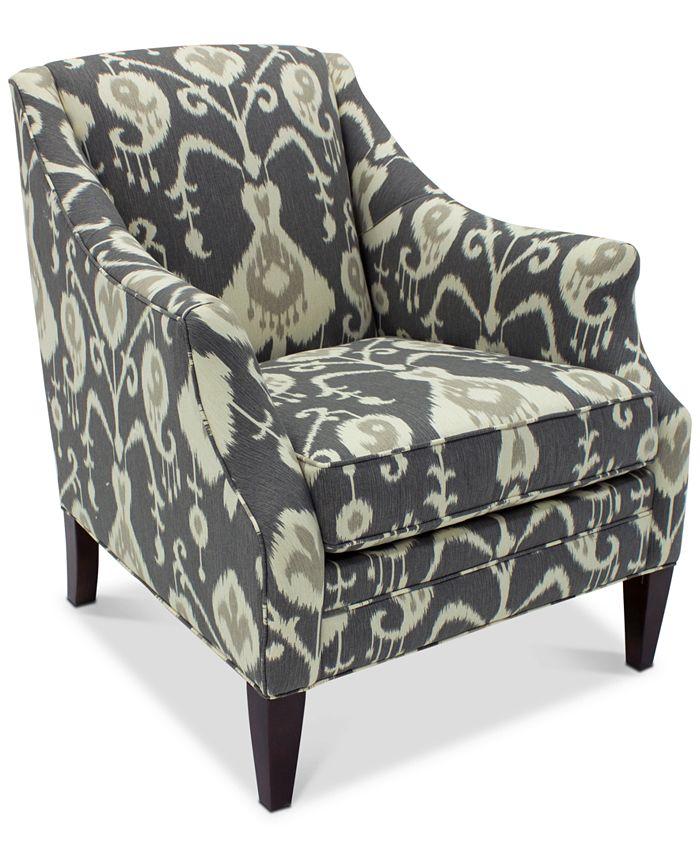 Furniture - Brindi Fabric Club Chair