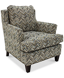 Erika Fabric Club Chair