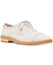 Nine West Garroy Lace-Up Oxfords