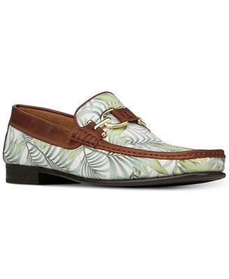 Donald Pliner Men's Dacio Bit Loafers Men's Shoes
