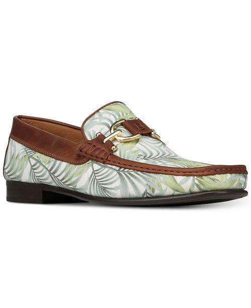 Donald Pliner Men's Dacio Bit Loafers Men's Shoes GvLF7RJDH