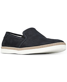 Donald Pliner Men's Cashton Slip-On Nubuck Sneakers