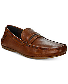 Kenneth Cole Reaction Men's Smyth Leather Penny Drivers