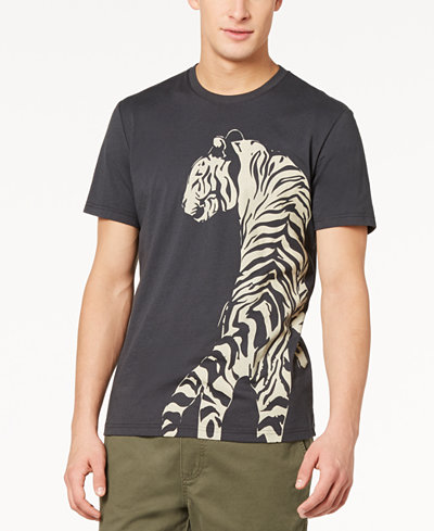 American Rag Men's Graphic-Print T-Shirt, Created for Macy's