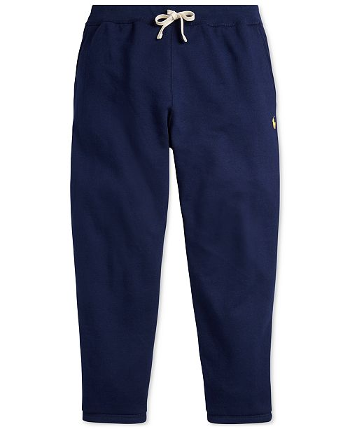 d530bb58b Polo Ralph Lauren Men s Core Fleece Pants   Reviews - Pants - Men ...