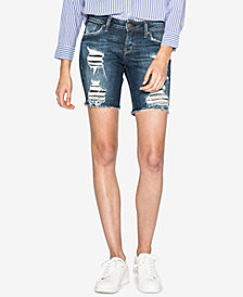 Silver Jeans Co. Sam Bermuda Shorts