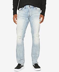 Silver Jeans Co. Men's Konrad Slim Leg Straight Fit Stretch Jeans