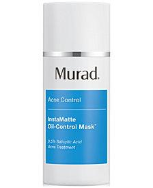 Murad Acne Control InstaMatte Oil-Control Mask, 3.4-oz.