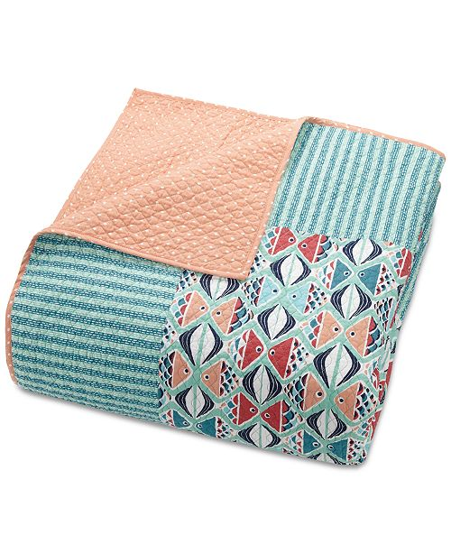 Vera Bradley Go Fish Quilt Collection Quilts