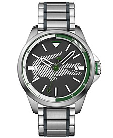 Men's Capbreton Stainless Steel Bracelet Watch 46mm