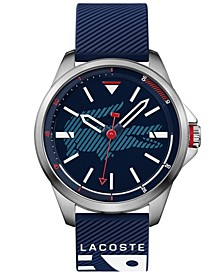 Men's Capbreton Blue Silicone Strap Watch 46mm