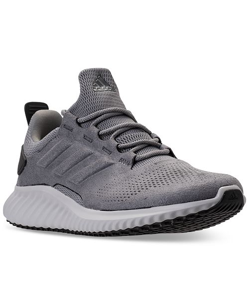 7d21c43baaae9 adidas Men s AlphaBounce City Running Sneakers from Finish Line ...