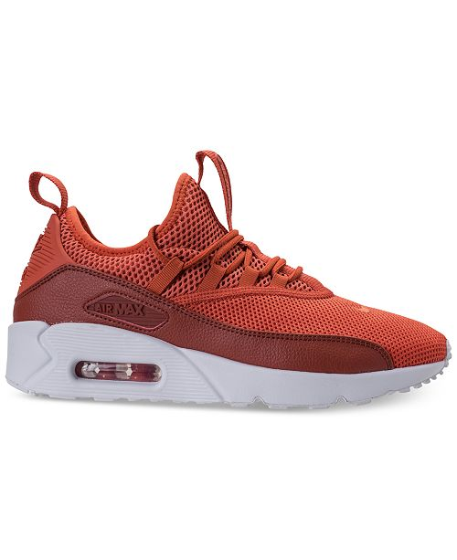 Nike Boys' Air Max 90 Ultra 2.0 Ease Casual Sneakers from