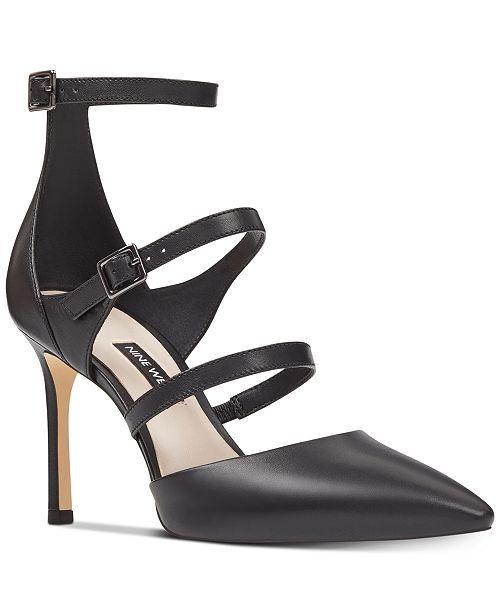 a8e8bf834179 Nine West Enchanting Pumps   Reviews - Pumps - Shoes - Macy s