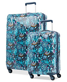 Infinity Lite 3 Lotus Temple Hardside Luggage Collection, Created for Macy's