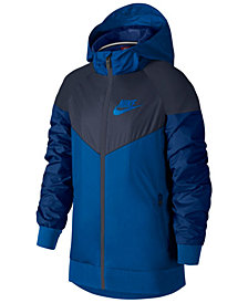Nike Windrunner Jacket, Big Boys