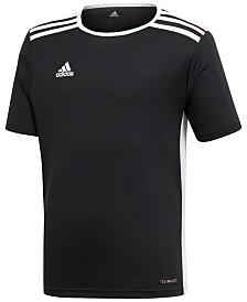 adidas Originals Youth Entrada 18 Jersey T-Shirt, Big Boys