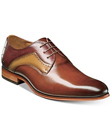 Men's Savion Plain-Toe Oxfords
