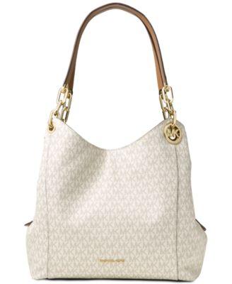 michael kors fulton large signature hobo handbags accessories rh macys com
