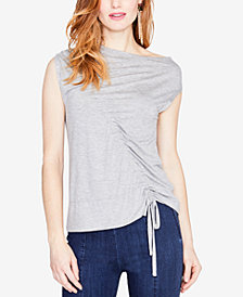 RACHEL Rachel Roy Draw-Tie Top, Created for Macy's
