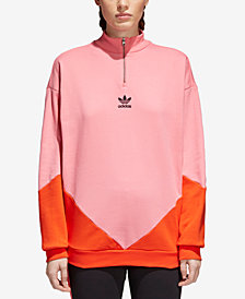 adidas Originals CLRDO Half-Zip Sweatshirt