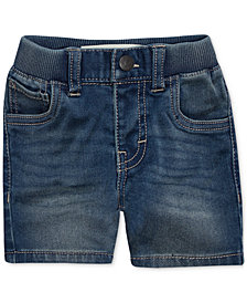 Levi's® Baby Boys' Knit Denim Shorts
